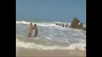 Praia de Nudismo no Programa Pânico da TV Sem Tarja