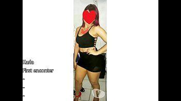 Letícia Puta Acompanhante de 20 Aninhos Gravou um Amador Com o Cliente