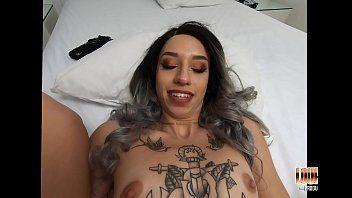 Bianca Demarchi Ninfeta Tatuada Mamou Muito a Rola do Loupan Sortudo