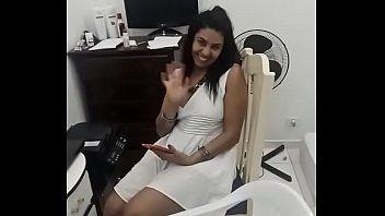 Sarah Rosa Morena do Pornô Ficou Exibindo Suas Tetas Deliciosas