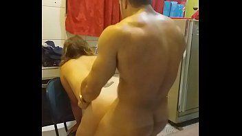 Inês Ventura Filmou a Amiga Melissa Alecxander Entrando na Piroca em Gravação de Pornô